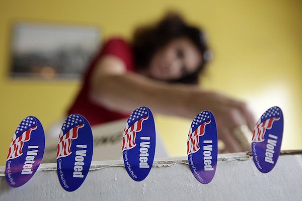 Where to get freebies deals on Election Day